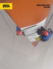 TOWER & ROPE ACCESS SOLUTIONS - Rescue Response Gear