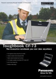 Toughbook CF-73