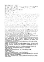 Protokoll FSR Sitzung 19.10.2011 Anwesende: Katharina Radke ...