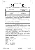 FP Dimmer Rack Mount Operating Manual - Jands - Page 2