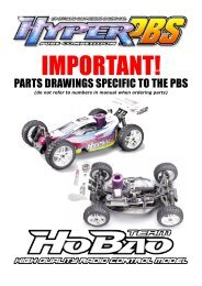 Hobao Hyper 7 PBS - CML Distribution