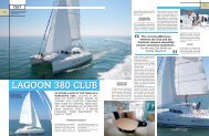 Lagoon 380 Club - Multihulls World