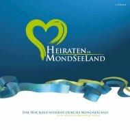 Heiraten im MondSeeLand - Mondseeland Info