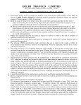Download - Delhi Transco Limited - Page 7
