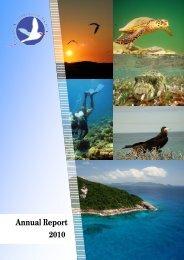 WHITE ICS Annual Report 2010 G.pub - Island Conservation Society