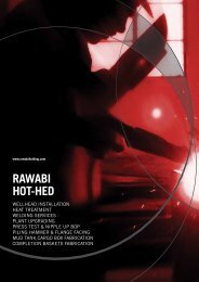 RAWABI HOT-HED - Rawabi Holding