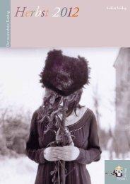 Herbst 2012 - Seifert Verlag