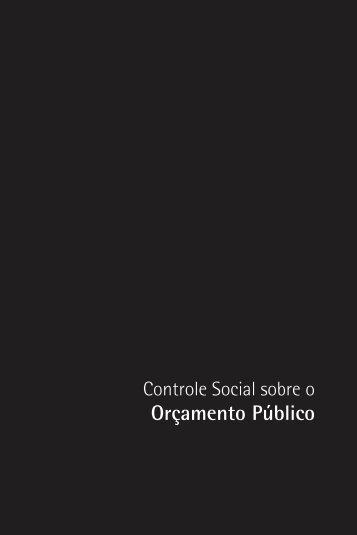 Controle Social do Orçamento Público - Polis