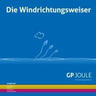 Die Windrichtungsweiser - GP Joule