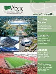 5º Prêmio Nacional Copa de 2014 Cobertura - ABCIC