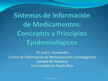 Epidemiologia Descriptiva - eVirtual UASLP