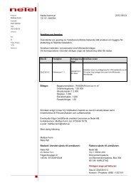 Bilagor till ansökan om bygglov - Nacka kommun
