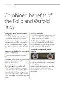 Follo Line Facts - Jernbaneverket - Page 4