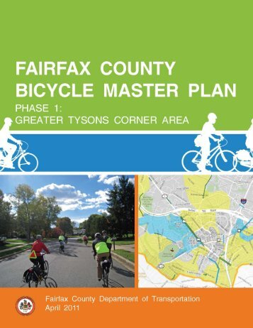Fairfax County Bicycle Master Plan - Cambridge Systematics