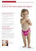 Using real nappies in nurseries - Blaenau Gwent County Borough ... - Page 6