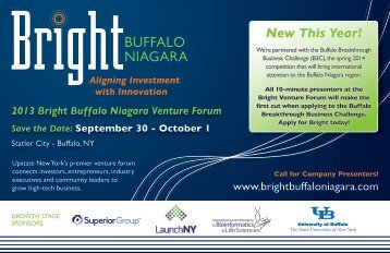download save-the-date postcard - Buffalo Niagara Enterprise