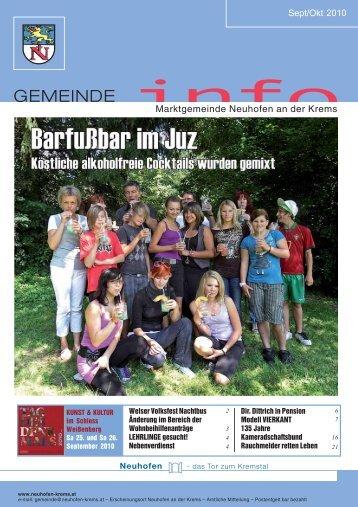INFORMATION BERATUNG AUSBILDUNG Der OÖ ...