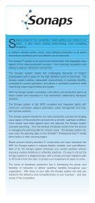 SONAPS Networked Production System - AVC Group - Page 4