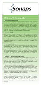 SONAPS Networked Production System - AVC Group - Page 5