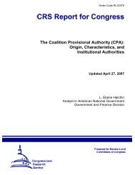 Origin, Characteristics, and Institutional Authorities - MSPB Watch