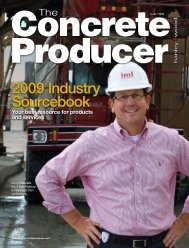 subscribe today - The Concrete Producer