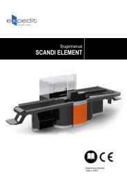 Scandi Element - Expedit