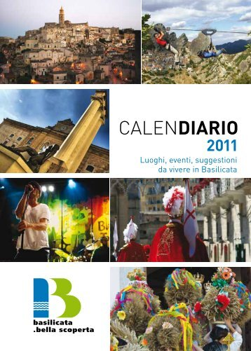 CALENDIARIO - APT Basilicata
