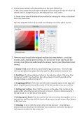 GDES2001 Graphic Information Design Adobe Illustrator Quick ... - Page 2