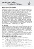 Dorfziitig Oktober 2013 - Gemeinde Winkel - Page 3