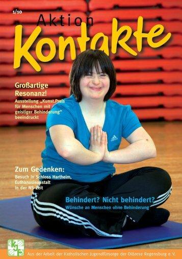 Behindert? - KJF Regensburg