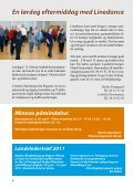 Danseinstruktør- kursus 3 - Landsforeningen Dansk Senior Dans - Page 6