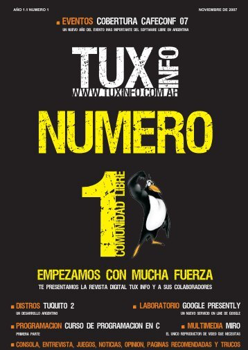 tuxinfo numero 1.cdr - Index of