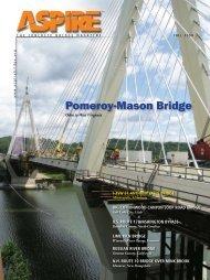 Aspire—Fall 2008 - Aspire - The Concrete Bridge Magazine