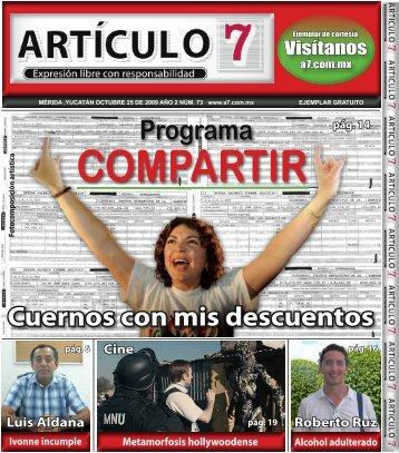 Programa - a7.com.mx