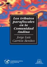 SM111-Carrión-Los tributos.pdf - Repositorio UASB-Digital
