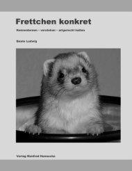 Frettchen konkret - Leseprobe - Tier-Presse