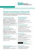 1. inteRnAtionAles AnwAltsfoRum DeR bRAK - brak-mitteilungen.de - Seite 7