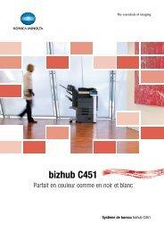 bizhub C451 (Pdf)