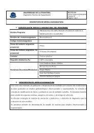 Bioestadística II