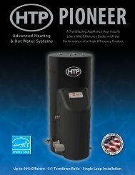 Advanced Heating & Hot Water Systems - Columbia Heating