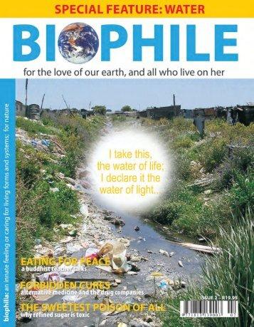 Issue - Biophile Magazine