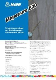 Mapecure E30 - Crocispa.it