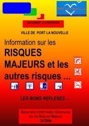 DICRIM PORT LA NOUVELLE VERSION 26 JANVIER 2012
