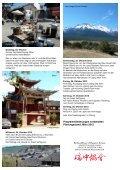 Yunnan-Reise - 17.- 28. Oktober 2012 - Schweizerisch-Chinesische ... - Seite 2