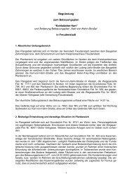 """Begründung zum Bebauungsplan """"Kohlstädter Hart"""" und Änderung ..."""