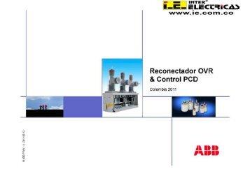Reconectador-OVR-ABB - inter electricas