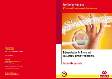 AmCurrency Income - AmAssurance