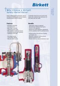 Birkett Overview Catalogue - Safety Systems UK Ltd - Page 4