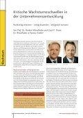 Kritische Wachstumsschwellen in der Unternehmensentwicklung - Page 2