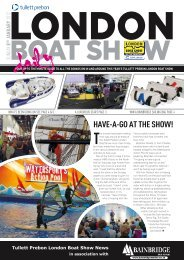 HAVE-A-GO AT THE SHOW! - London Boat Show